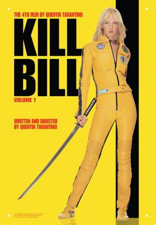 Kill Bill - One Sheet