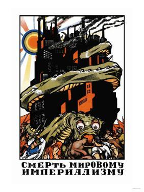 Kill The Imperialistic Monster