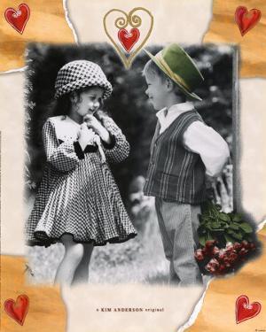 My Valentine by Kim Anderson