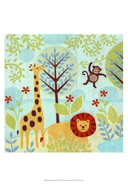 Jungle Buddies by Kim Conway