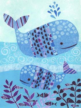 Ocean Blue by Kim Conway