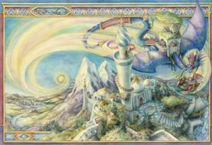 Arrive by Dragon by Kim Jacobs