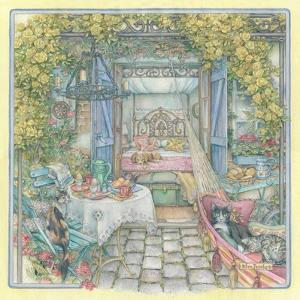 Breakfast under the Arbor by Kim Jacobs