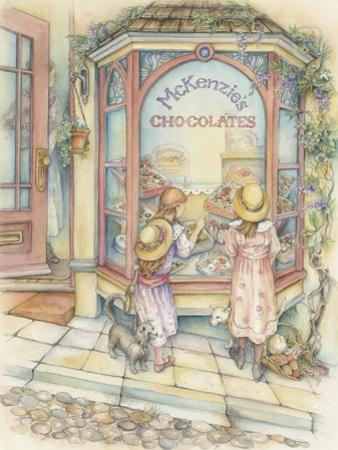 Chocolate Shop by Kim Jacobs