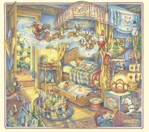 Christmas Dream by Kim Jacobs