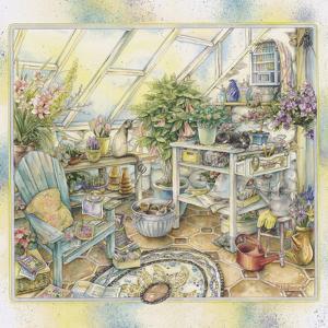 Gardener's Winter Dream by Kim Jacobs