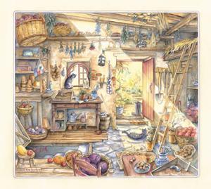 Potting Room by Kim Jacobs
