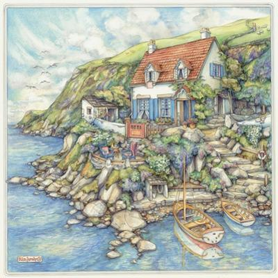 Seaside Cottage by Kim Jacobs