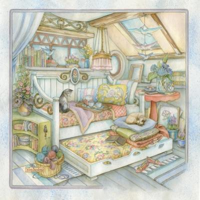 Trundle Bed by Kim Jacobs