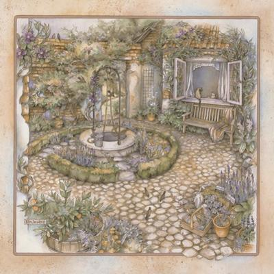 Well Inthe Garden by Kim Jacobs