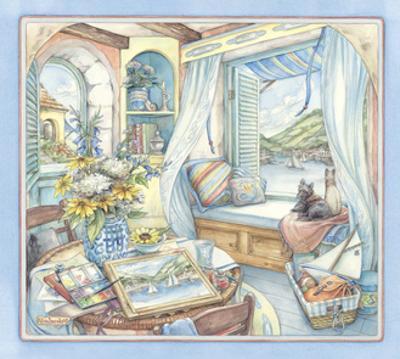 Window Seat by Kim Jacobs