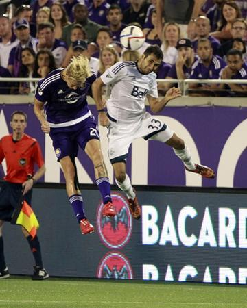 MLS: Vancouver Whitecaps FC at Orlando SC by Kim Klement