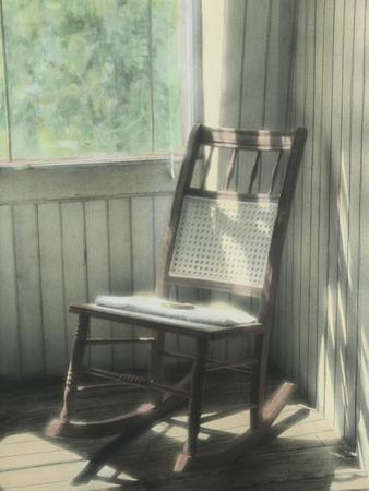 Claussen Inn Rocking Chair