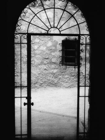 San Antonio Doorway