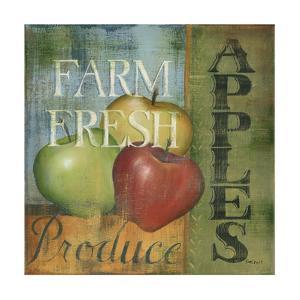 Apples by Kim Lewis