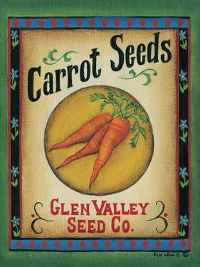 Carrot Seeds by Kim Lewis