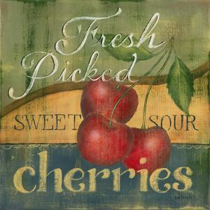 Cherries by Kim Lewis