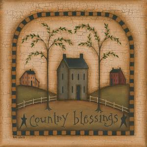 Country Blessings by Kim Lewis