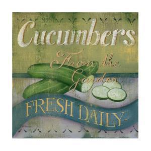Cucumber by Kim Lewis