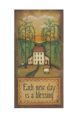 Each Day Is a New Blessing by Kim Lewis