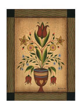 Floral II by Kim Lewis