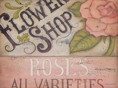 Flower Shop Roses by Kim Lewis