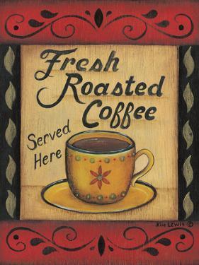 Fresh Roasted Coffee by Kim Lewis