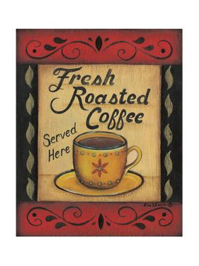 Fresh Roasted Coffee by Kim Lewis