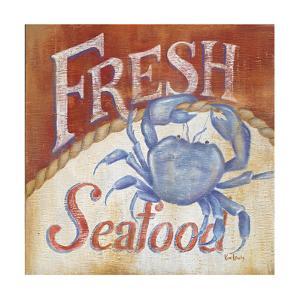 Fresh Seafood by Kim Lewis
