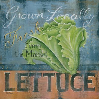 Lettuce by Kim Lewis
