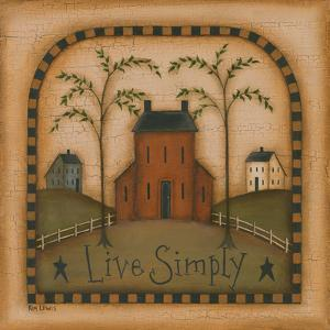 Live Simply by Kim Lewis