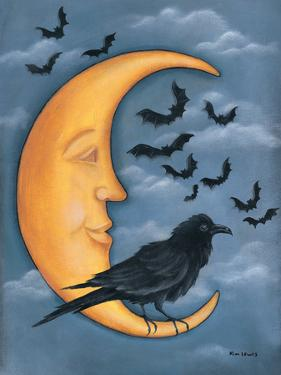 Moon Crow by Kim Lewis