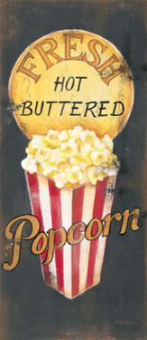 Popcorn by Kim Lewis
