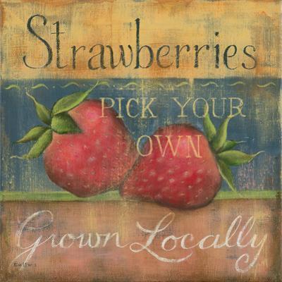 Strawberries by Kim Lewis