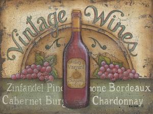 Vintage Wines by Kim Lewis