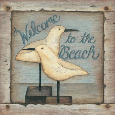 Welcome to the Beach by Kim Lewis