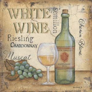 White Wine by Kim Lewis