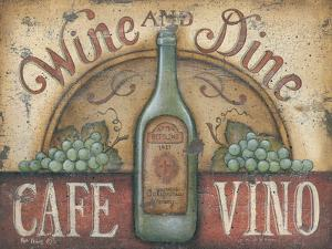 Wine and Dine by Kim Lewis