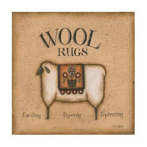 Wool Rugs by Kim Lewis
