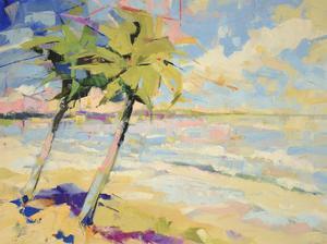 Palms I by Kim McAninch