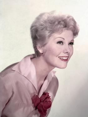 Kim Novak in the 50's (photo)