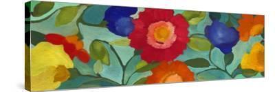 Blue Panels 1 by Kim Parker