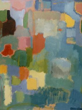 Color Essay in Turquoise by Kim Parker