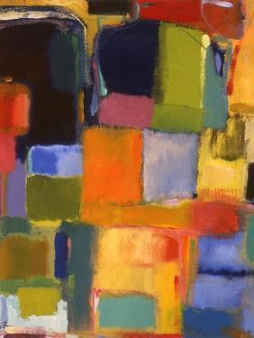 Color Essay with Orange by Kim Parker