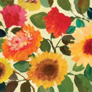 Fall Garden 2 by Kim Parker