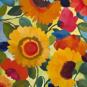 Flower Market 1 by Kim Parker