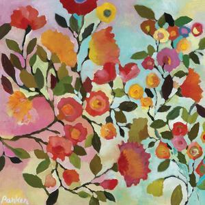 Rose Trellis by Kim Parker