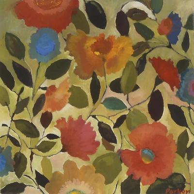Sage Garden II Kim Parker Art Print 16x12