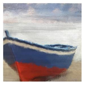 A Beached Old Red by Kimberly Allen