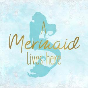 A Mermaid 1 by Kimberly Allen